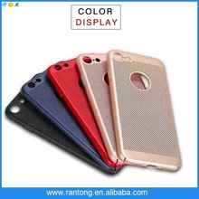 shockproof plastic hard pc material phone case for iPhone 7