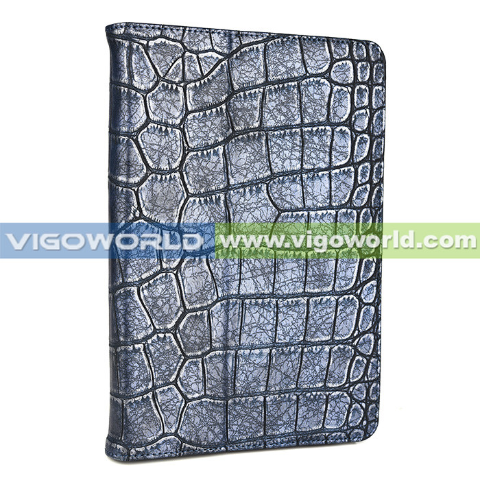 bark of tree pattern design Xpand series Vigo's patented product PU leather tablet case 7 8 inch universal