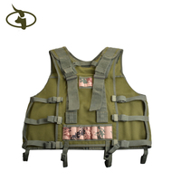 Wholesale Combat Camouflage Police Tactical Vest