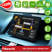 2014 NEW SALE 7 INCH GPS NAVIGATION WITH 4GB MEMORY INSTALLED EUROPE MAP