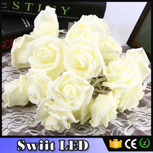 New Arrival SW933 unique design tiny glowing led flower lights mini led decorative light for xmas festival decoration