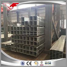 Prime steel Hot dip galvanized/ galvanized/ black Hollow section square steel pipe SHS