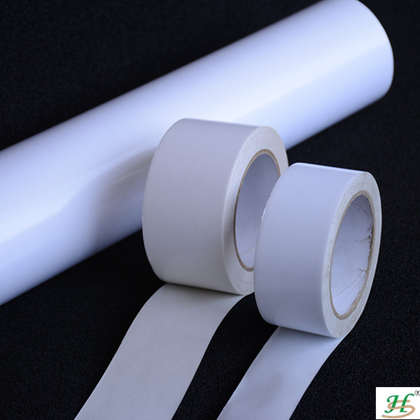 Easy hand tear double sided self-adhesive paper tape