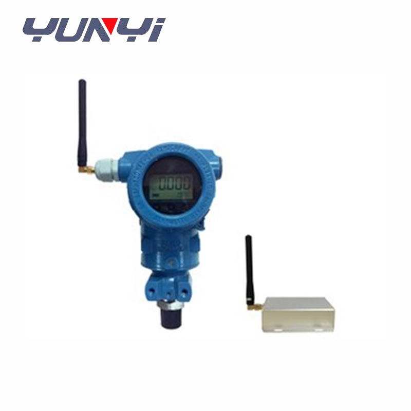 Wireless internet signal pressure transmitter