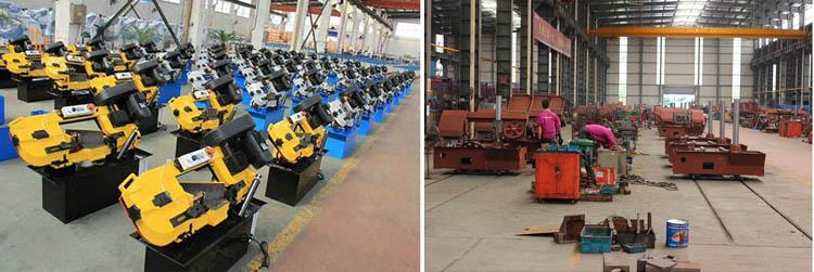 Factory Sale Good Quality Hydraulic Bandsaw Metal Cutting.jpg