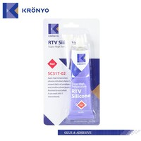 KRONYO rubber manufacturers silicone suppliers silicone caulk remover