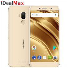 "Original 5.3"" Ulefone S8 Pro Mobile Phone 2GB RAM 16GB ROM MTK6737 Quad Core Android 7.0 Dual Back Camera 13.0MP 4G Fingerprint"