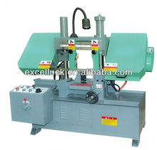 Double column horizontal metal band Sawing machine
