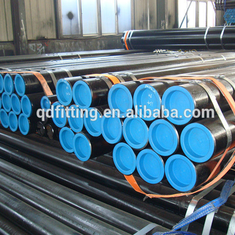 ASTM A 106 GRB cold drawn seamless steel pipe/seamless carbon steel pipe