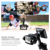 2017 new 4K handheld GP1+ 2-Axis Gimbal stabilizer for camera