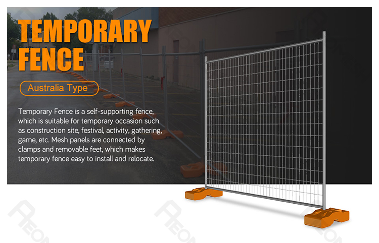 Portable Temporary Fence mesh swimming pool fence wholesale