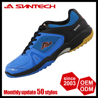 2015 new style wholesale cheap badminton shoes for men