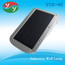 Safety Led Solar Powered Outdoor Wall Light Solar Light
