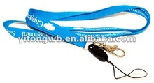 2012 card holder brand name logo lanyard neck strap