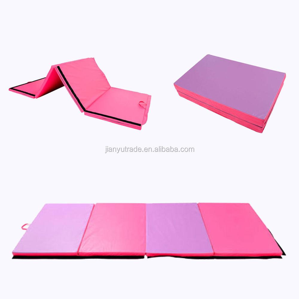 color changing folding gymnastics mats and gymnastics mat in pink for sale buy folding gymnastics matscolor changing mat in pink product