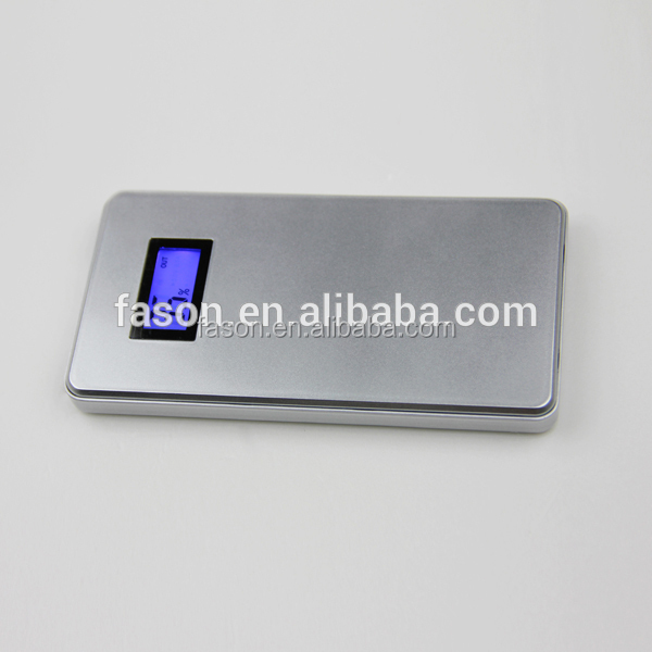 Hot selling 6000 mAh Slim power bank charging station for Smart phone ,ipad ,ipod