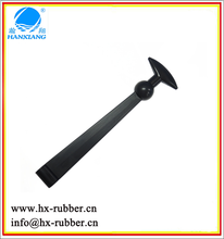 Chinese manufacturer black rubber toggle latch /ice cooler box latch