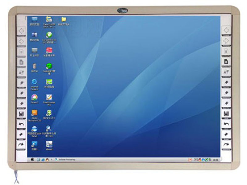 E trace board best interactive whiteboard provide module and ODM SKD CKD OEM for educational institution