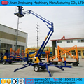 articulated aerial work platform/articulated aerial hydraulic lift