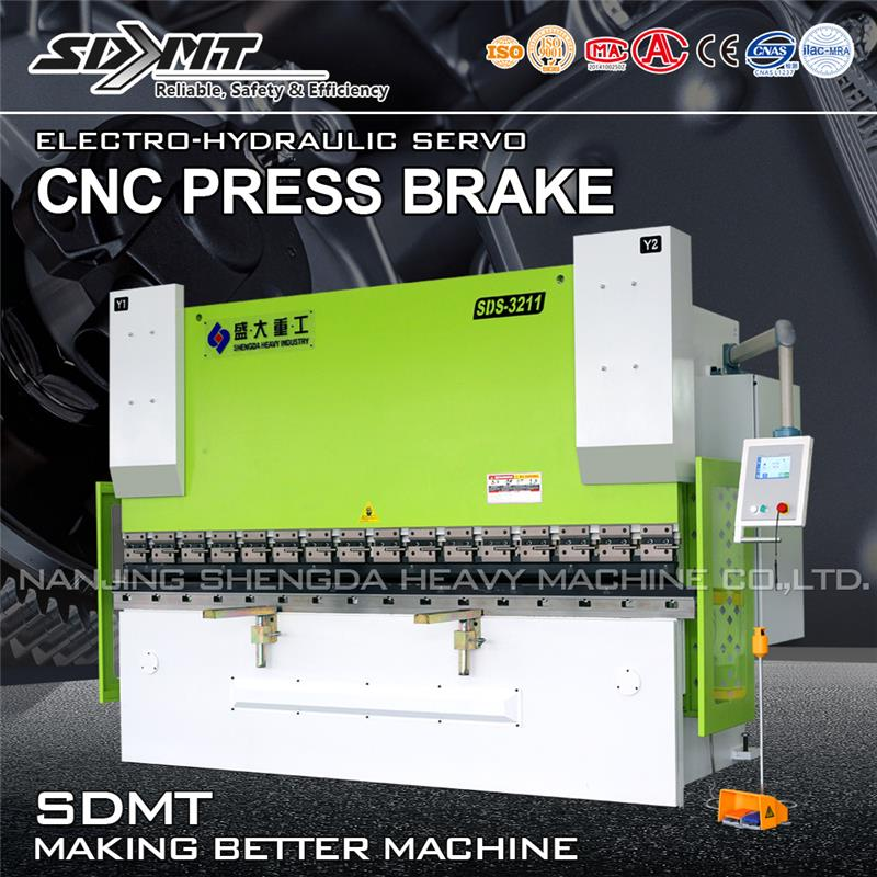 SD Oem Welcomed hydraulic press brake angle steel cold plate tube sheet bending machine tools manufacturer