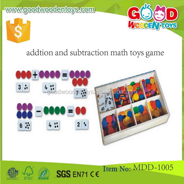 Award Winning Educational Toys : Preschool small wooden toys award winning educational math