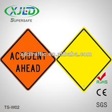 Customized Aluminum Accident Warning Signs