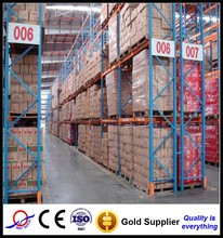 Warehouse Storage Customized Heavy Duty Pallet Rack / Racking with Free Customized Service