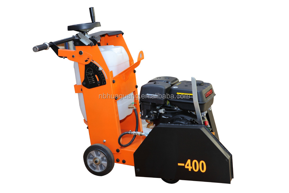 Gasoline concrete road cutter machine original manufacture