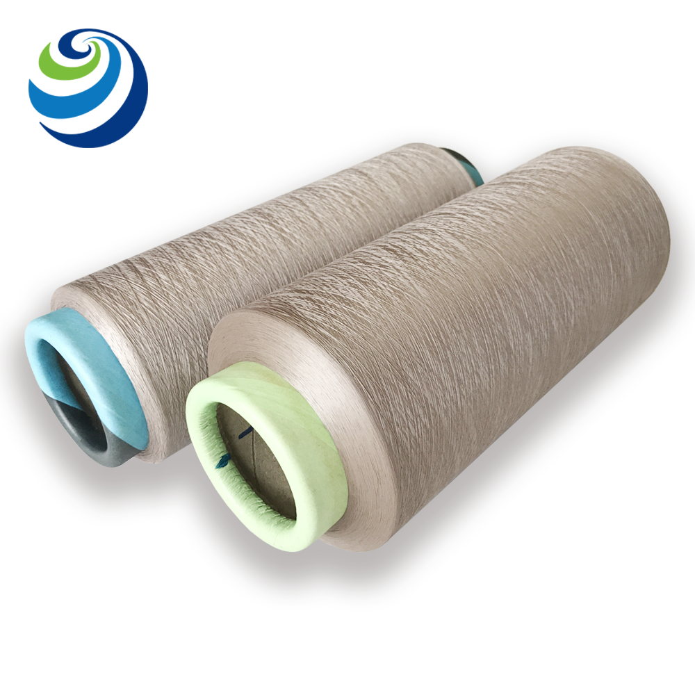 Permanent Magnetic Yarn Polyester Filament Yarn for magnetic fabric