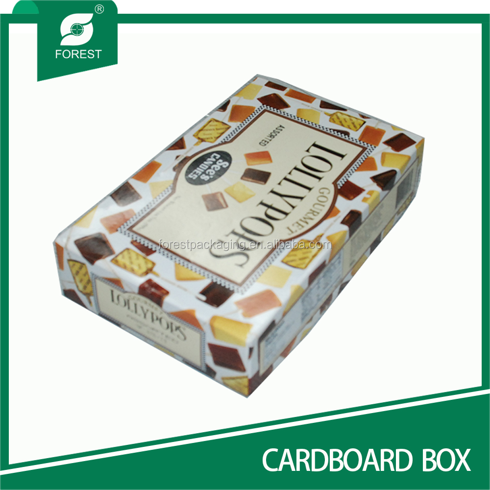 CUSTOM PACKING BOX SWEETS BOX DESIGN