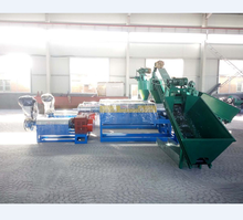 PP PE plastic recycling machine , plastic recycling machine price