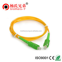 LC/SC/FC/UPC/APC SM MM Fiber Optic Patch Cord Cable