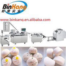 momo making machine manufacturer / steamed bun production line