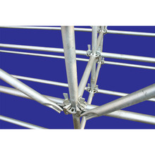 china Q345 Steel all-round joint Ringlock scaffolding for sale