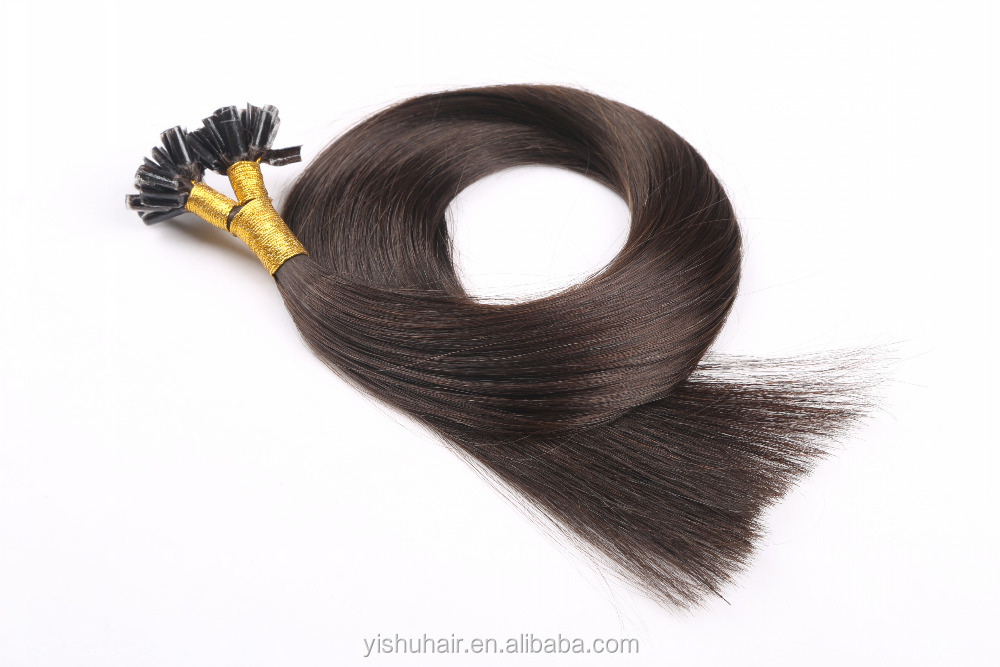 Nail Tip / U-Tip Pre Bonded Hair Extension human,any inch human braiding hair