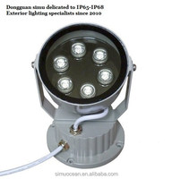6w home hardware outdoor lighting for hotels,stages wirth FREE SAMPLE
