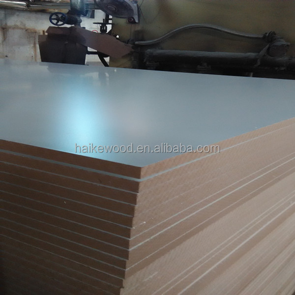 China waterproof medium density fiberboard manufacturer