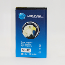 bulk buy from china Original capacity BL-5C replacement mobile phone battery for Nokia 3.8v 1000mah bl-5c lithium ion battery