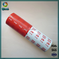 Printed plastic film roll for food packaging/laminating food grade film roll