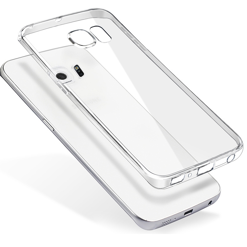 Clear Transparent Mobile Phone Case For Samsung I9295 Galaxy S4 Active
