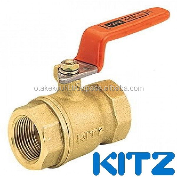 Reliable and Durable solenoid valve kitz valve with Famous and High Quality made in Japan