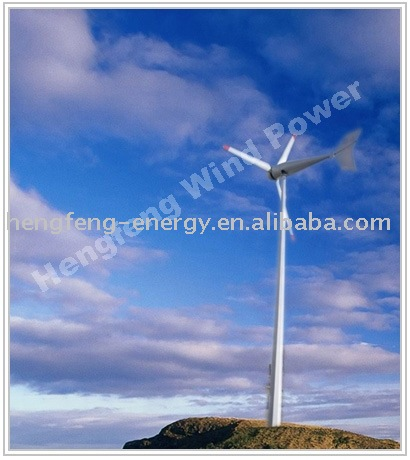 High Efficiency CE/ISO/BV Approved 15kw Wind Turbine /wind generator
