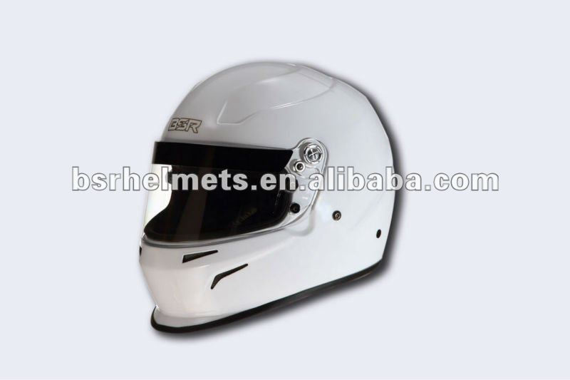 full face helmet for F1 racing with SNELL SA2010 standard