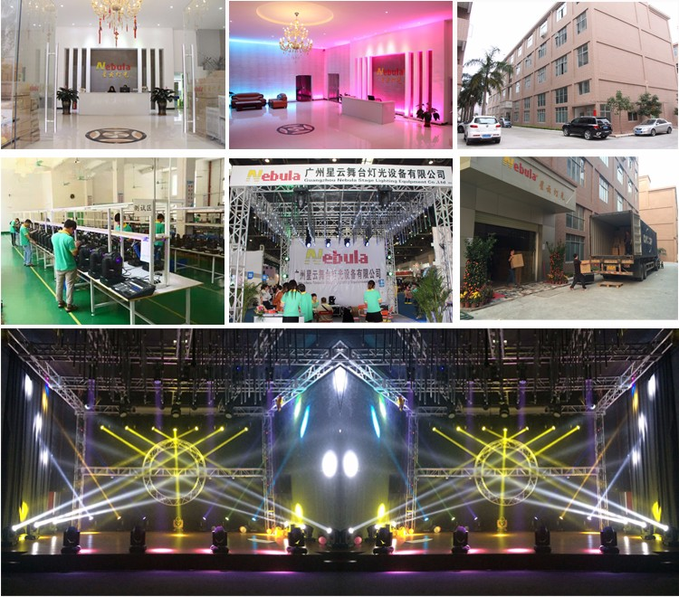 4*15w RGBWA+UV 6 in 1 wireless battery light wedding stage light