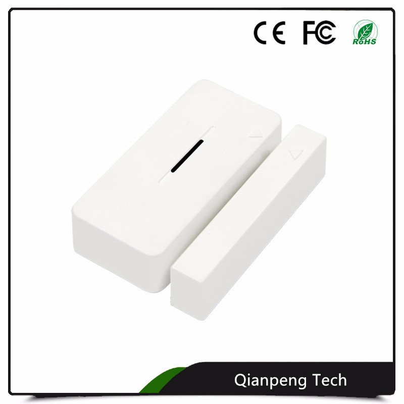 Wireless z wave EU 868mhz US 908mhz door contact window sensor for iot home automation