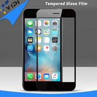 No Fingerprint Anti-glare Frosted Film Tempered Glass Screen Protector for iPhone 6 6S Plus 6Plus