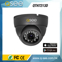 Vandalproof Bus Camera QTH7213D Day and Night AHD Mini Dome Camera