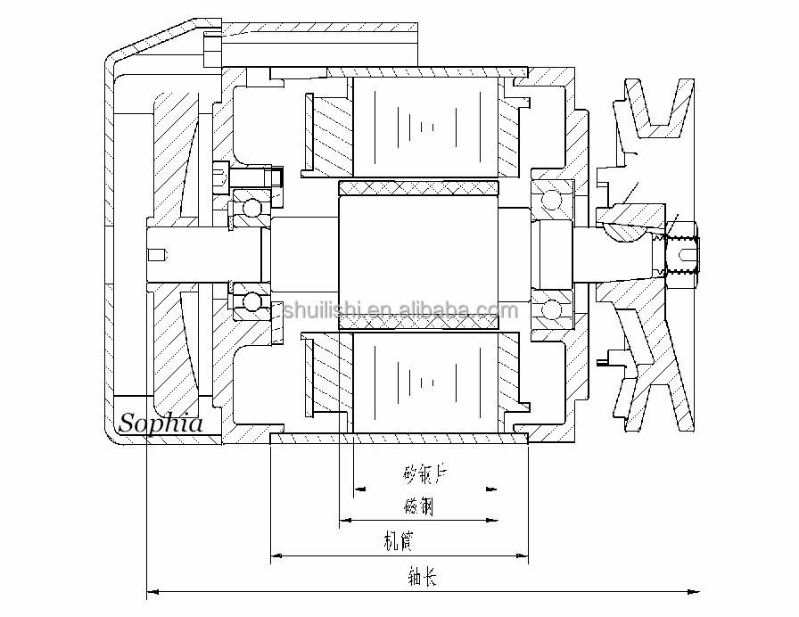 ac servo motor for sewing machine 165v  200v  210v  220v  230v  240v