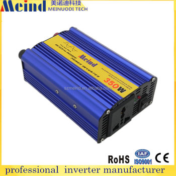High Frequency Inverter 50/60Hz pure sine wave power inverter 300W 350W 12V 220V peak 700W with true power