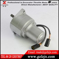 Throttle motor for Kobelco SK210-6E SK220-6E SK230-6E SK250-6E excavator
